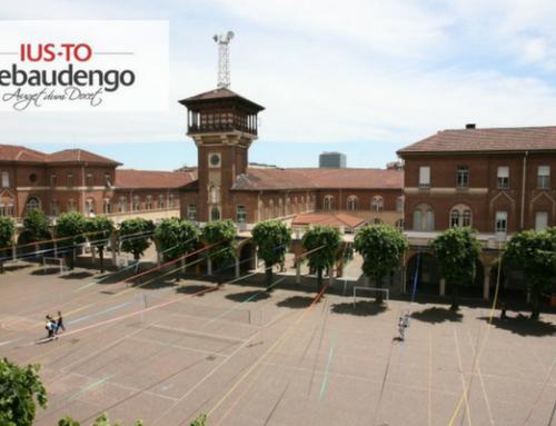 Tra Me incontra gli studenti universitari. Una lezione all'Istituto Universitario Salesiano Torino Rebaudengo.