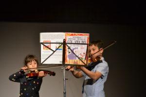 Il saggio di fine anno di musica e danza organizzato da Tra Me Ragazzi!