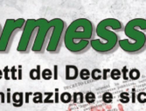 Permesso? Gli effetti del Decreto Salvini su immigrazione e sicurezza.