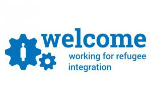 """L'UNHCR conferisce a Tra Me il logo """"WELCOME. Working for refugee integration"""""""