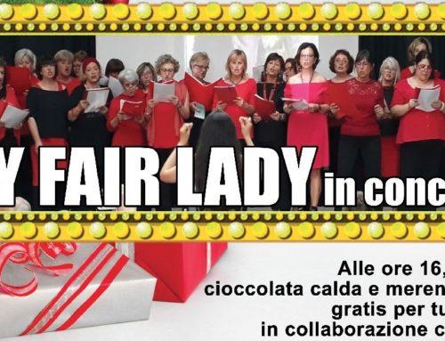 Al Teatro Cantoregi arrivano le musiche da film di 'My Fair Lady'