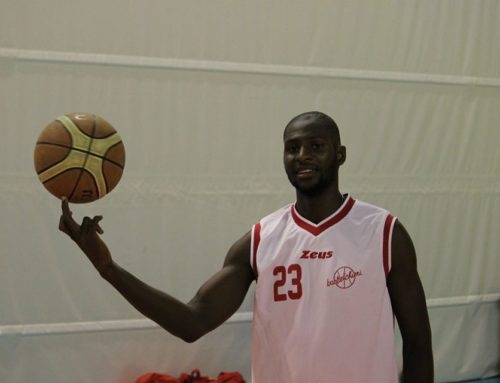 Magui cerca la promozione in Serie B di basket. Forza Magui!!