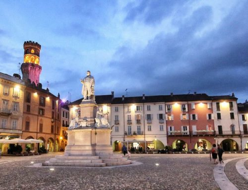 Tra Me in gita a Vercelli!