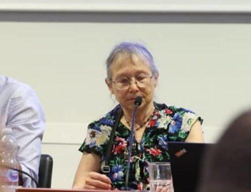 Neos edizioni con Sunny Jacobs al Festival della Giustizia Penale di Modena.