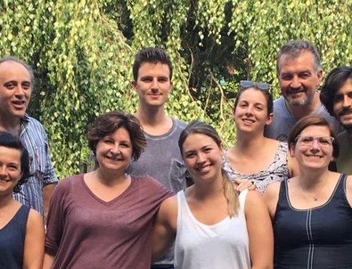 Il saluto di Monica, volontaria colombiana di Aiesec, ospite per sei settimana da Tra Me!