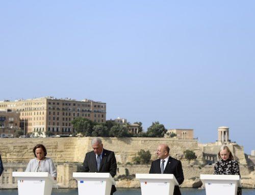 I punti dell'accordo di Malta sui migranti
