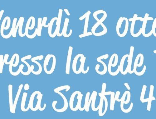 Venerdì 18 a Carmagnola una serata con Welcome Refugees Italia!