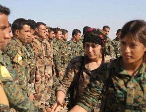 Tutti in piazza contro l'invasione turca del Rojava