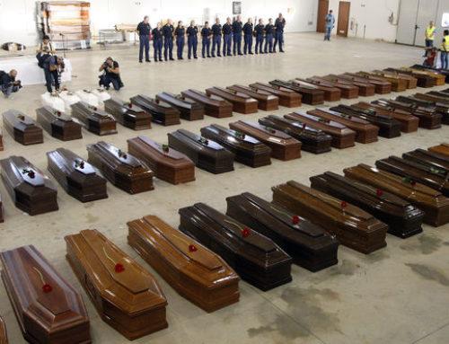 3 ottobre: oggi è la giornata in memoria delle vittime dell'immigrazione