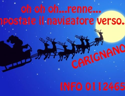 """Oh oh oh…Buon Natale!!!"""