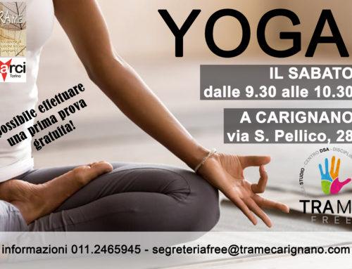 Lo yoga di Tra Me FREE!