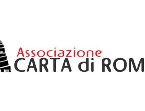 Carta di Roma – Il rapporto 2019 sulle notizie sull'immigrazione