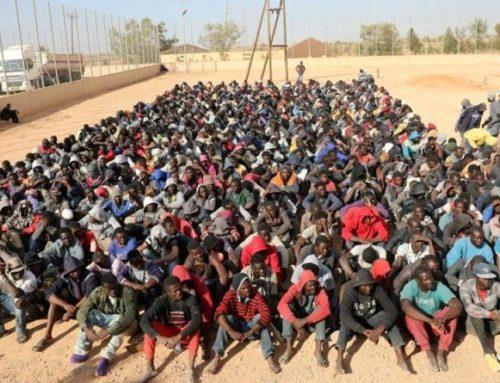 In due settimane riportati in Libia 953 migranti in fuga