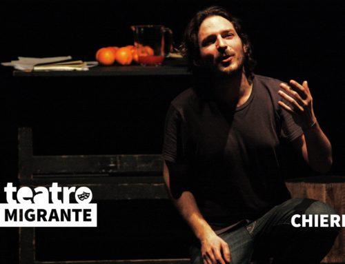 Il primo appuntamento del 2020 con 'Teatro Migrante'