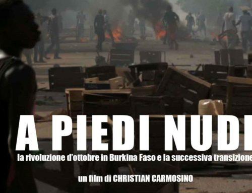 'A piedi nudi' – a Chieri per un film sul Burkina Faso