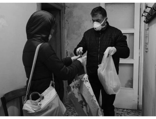 #IoRestoACasa e ricevo la spesa – Tra Me a sostegno della Caritas