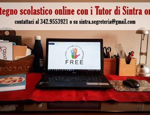 Lezioni online e sostegno a distanza; prosegue l'impegno di FREE