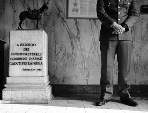 """Morici, il vincitore della prima Pinerolo Photo Marathon che """"taglia la testa alla Cavalleria"""""""