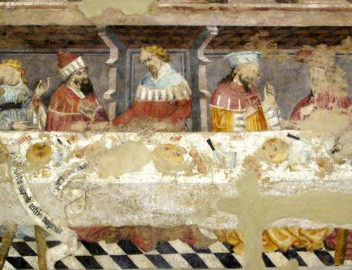 """""""La via degli affreschi"""" – il 29 agosto 2020 la visita agli affreschi più belli di Chieri e del Chierese"""