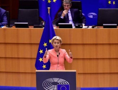 """Ue, Von der Leyen: """"Migranti, aboliremo il sistema di Dublino"""""""