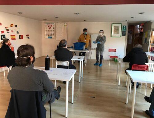 Corso di formazione sulla vestizione e svestizione dei DPI