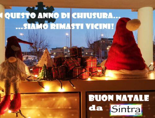 Buon Natale da Sintra Onlus!