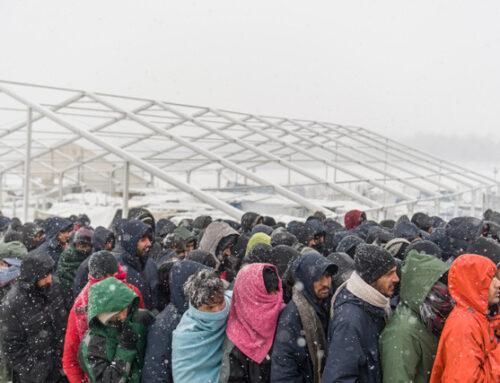 Bosnia: respingiamo la violenza dei confini!