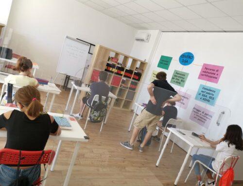 I compiti delle vacanze insieme a Sintra Onlus!