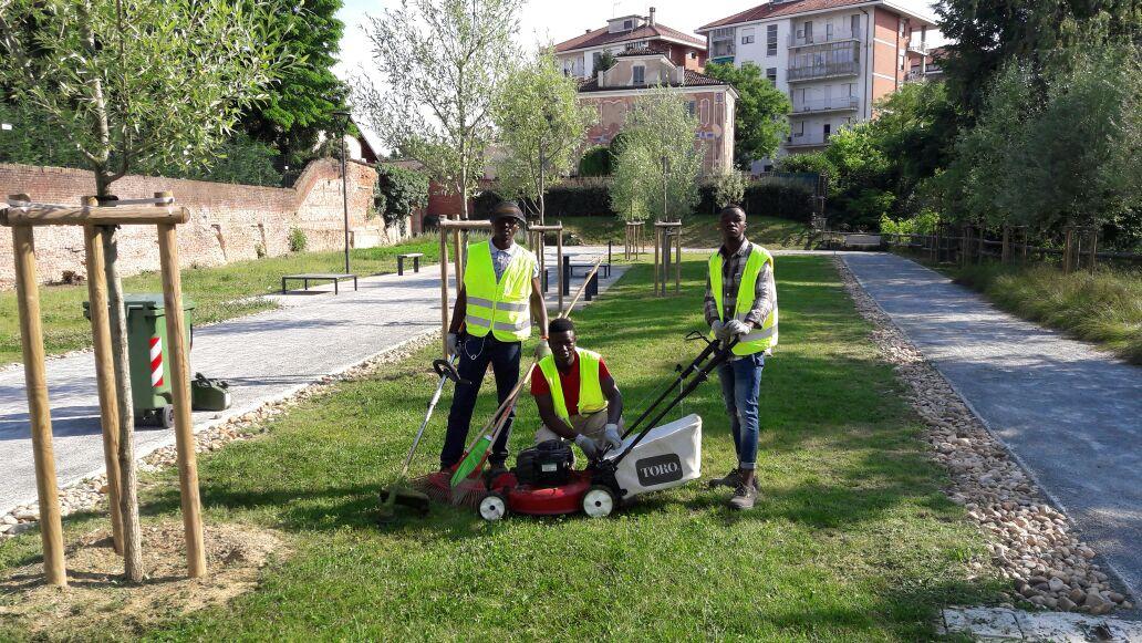 Verde TraMe! Tra Me propone servizi di giardinaggio e manutenzione di aree verdi e giardini privati.
