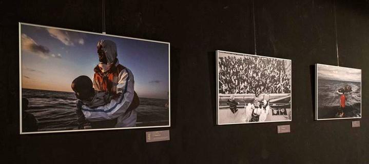 Tra Me e Fondazione Cavour portano a Santena la mostra fotografica Exodos