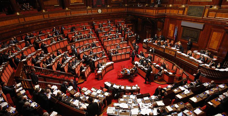 Parte oggi al senato l iter del decreto sicurezza bis for Leggi approvate oggi al senato