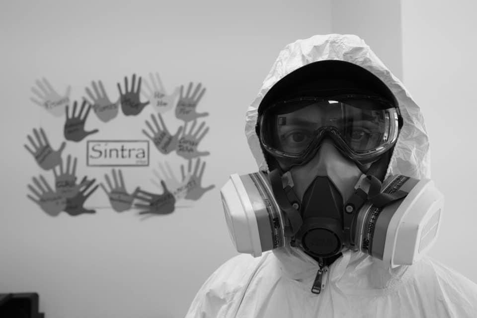 Una giornata dedicata alla sanificazione degli ambienti di lavoro