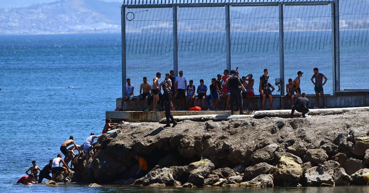 Ceuta, un altro fallimento dell'Europa sui migranti