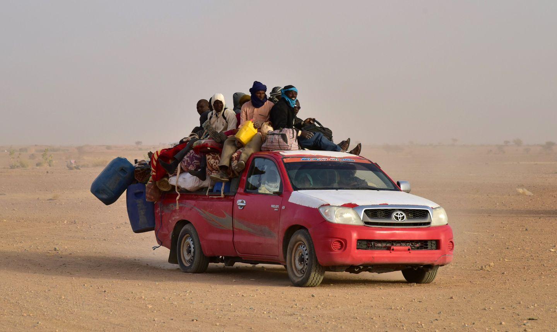 Agadez, da paradiso per i turisti a base delle migrazioni